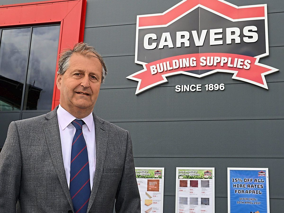Businessman Henry Carver has joined the group fighting a major development