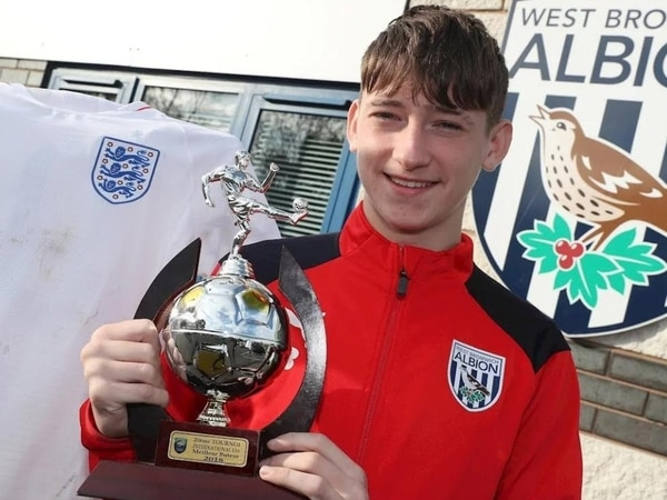 England youth striker Louie Barry rejects contract and leaves West Brom