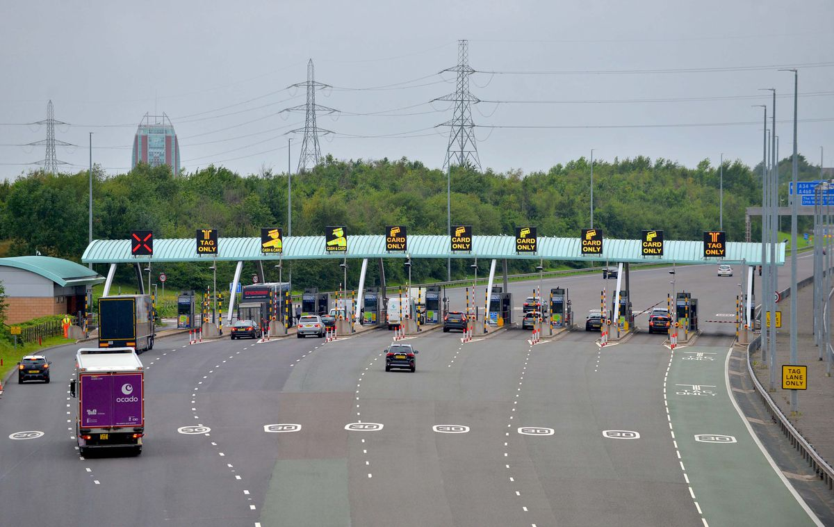 M6 Toll bosses are also bringing in new perks to encourage commercial vehicles off local roads
