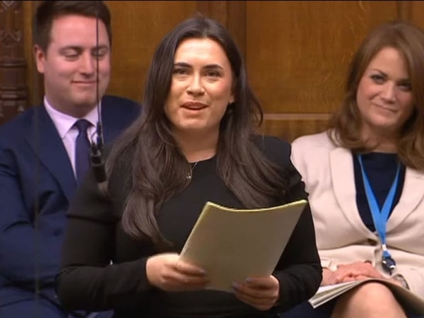 West Bromwich MP gives maiden speech and says Sandwell is 'a place that feels left behind'