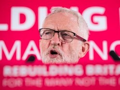 Jeremy Corbyn says he is daunted but 'determined' by prospect of being PM