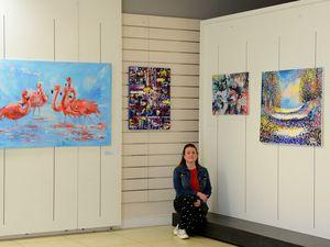 Katie Hammond of Direct Art Action