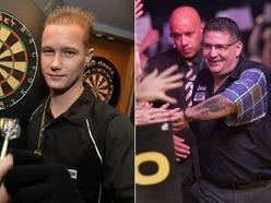 Stinking row rocks Grand Slam of Darts in Wolverhampton