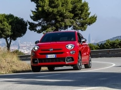 Fiat reveals UK pricing and specification for 500X Sport