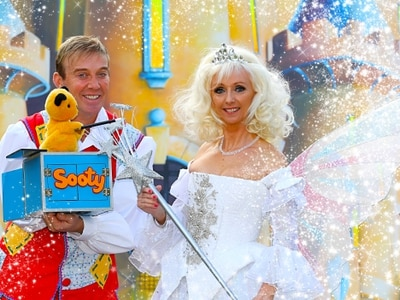 Debbie McGee talks about her role in the Wolverhampton Grand's panto Sleeping Beauty