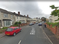 Shots fired towards house in Dudley street