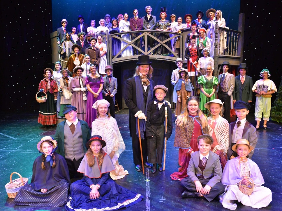 Review: A Christmas Carol - The Musical at Wolverhampton Grand Theatre