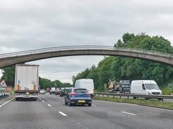 Warning to drivers ahead of M6 closure at Stafford