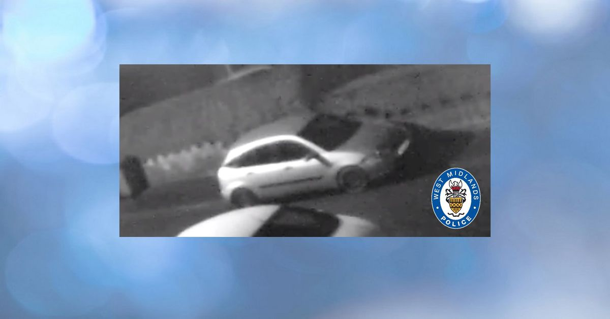 Police want to find out information about this car