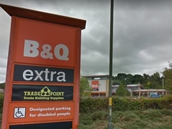 £300,000 fine for Kidderminster B&Q after customer hit by pole