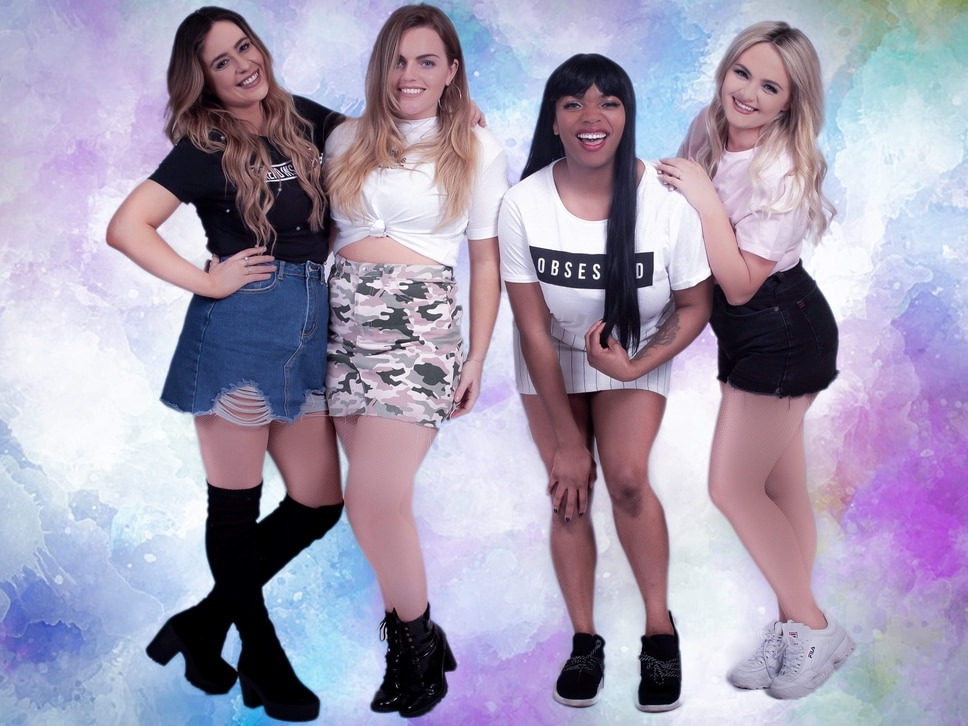 Stafford gig for tribute act We Love Little Mix
