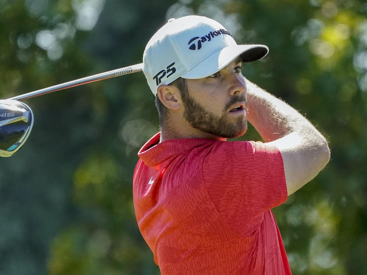 Matthew Wolff holds a two-shot lead after 54 holes of his US Open debut