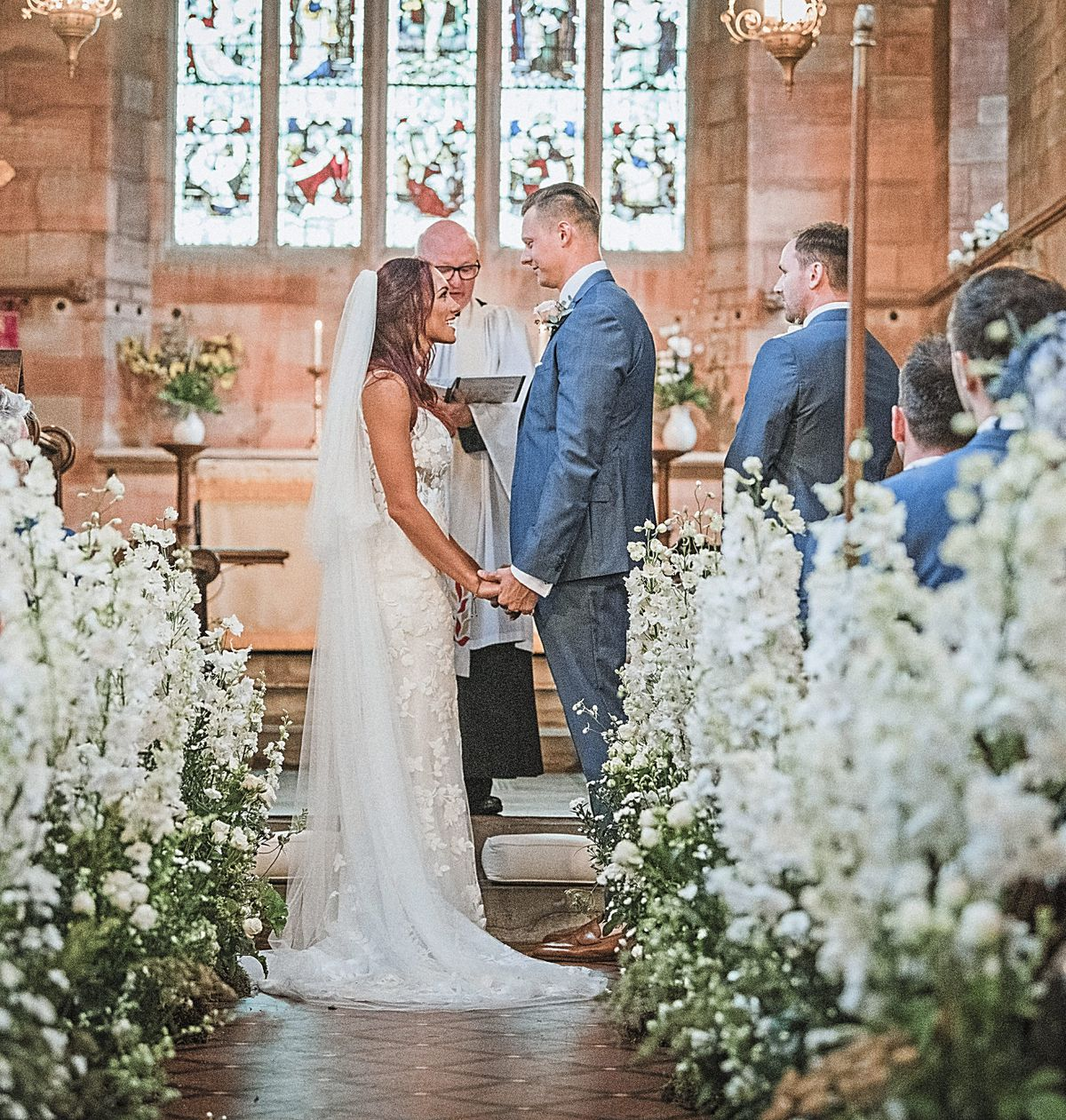 Venue staff pride themselves on offering bespoke weddings Photo: Emily Mudie Photography