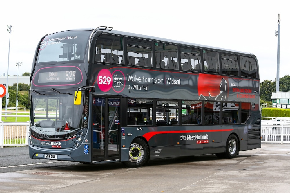 West Midlands Bus Tickets Getting Cheaper Next Year If You Use Travel Card And Mobile App