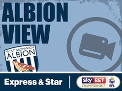 West Brom video: Dwight Gayle is going nowhere!