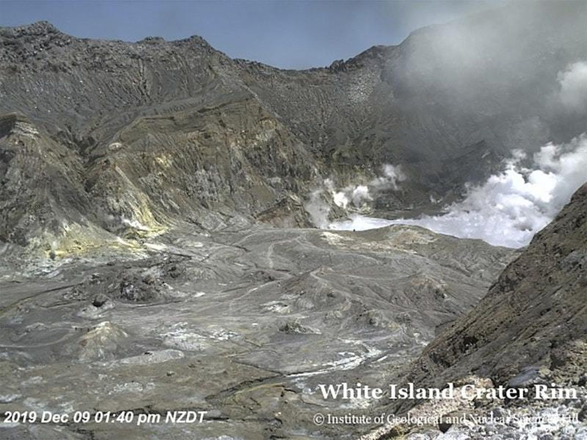 White Island: Tourist hotspot and New Zealand's most active volcano