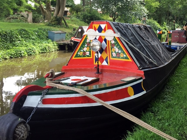 Gnosall canal festival could be held annually