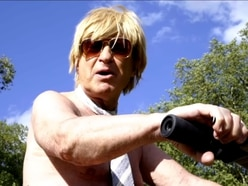 WATCH: Tory MP Michael Fabricant shows his naked ambition with nude bike ride