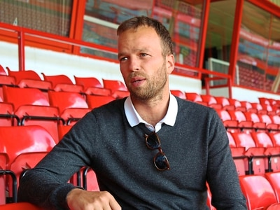 Brian Dutton is looking for positive Walsall vibes