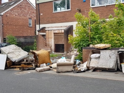 Call to send fly-tippers to prison