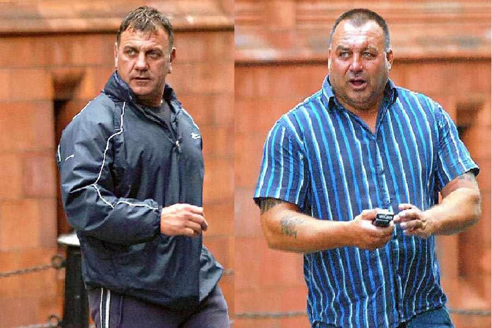 Notorious Wolverhampton Johnson brothers: We're hiding nothing