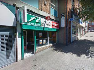Figaro Pizza, in Halesowen. Photo: Google Maps