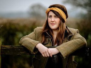 28-year-old Mary Evans was diagnosed with breast cancer last March