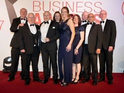 Small to Medium Sized Business of the Year: 1st Access UK Sponsored by Higgs & Sons