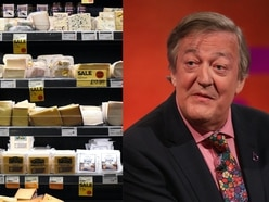 Cheese fan launches mission to log celebrities' favourite fromages