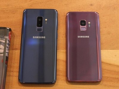 Samsung reveals Galaxy S9 and S9+ smartphones to challenge the iPhone X