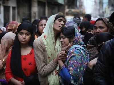 Delhi riots leave dozens dead amid rising tensions over citizenship law