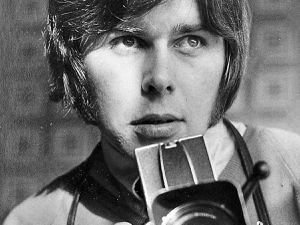 Dave Bagnall as a young photographer