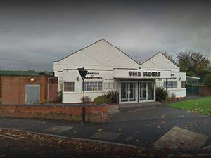 Regis Hall in Reddal Hill Road, Cradley Heath. PIC: Google