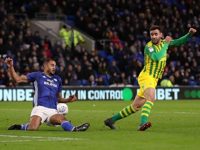 Cardiff 2 West Brom 1 - Report and pictures