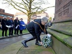 Wolverhampton hosts service on Holocaust Memorial Day marking Auschwitz anniversary