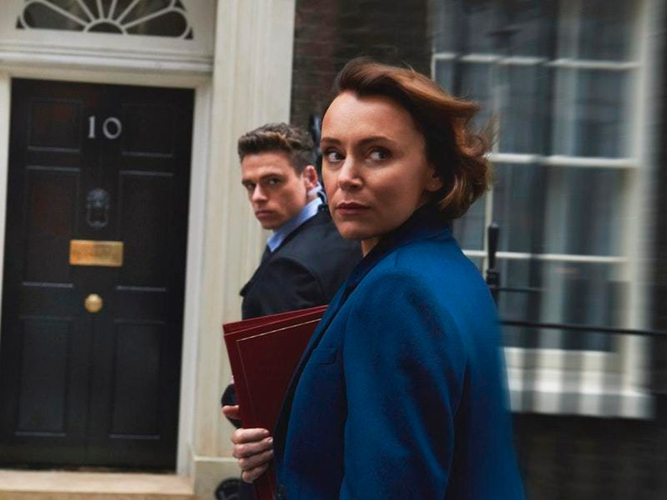 Bodyguard fan theories have a grain of truth, admits creator Jed Mercurio