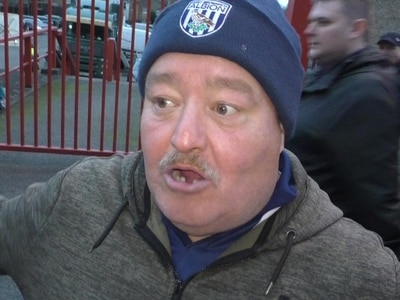'Bring on Wolves in the next round! West Brom fans want FA Cup derby - WATCH