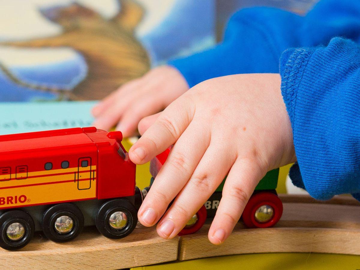 Children's Toys Stock