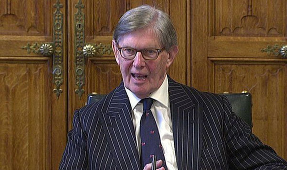 Conservative MP Sir Bill Cash