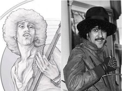 Thin Lizzy's Phil Lynott honoured with commemorative coin