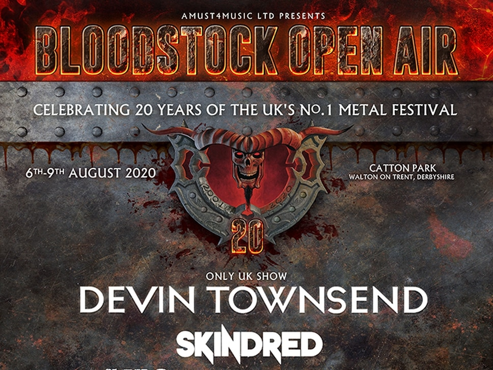 Bloodstock Festival seeks local bands to play in Metal 2 The Masses competition