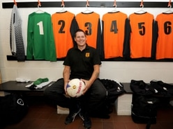 Andy Paddock hoping to boost Wolverhampton Sporting's title hopes