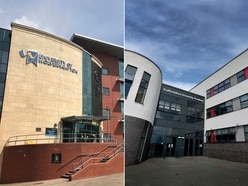 Staffordshire and Wolverhampton universities named in West Midlands top 20