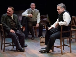 The Pitmen Painters, The New Vic theatre, Newcastle-under-Lyme - review with pictures