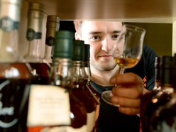 Why whiskey sales are on the up