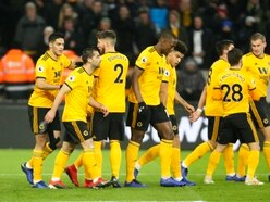 Wolves 2 Bournemouth 0 – Report and pictures