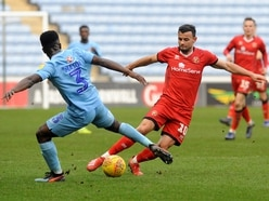 Coventry 3 Walsall 0 - Match highlights