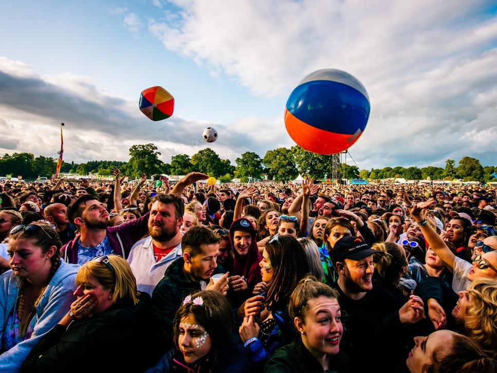 V Festival day two LIVE - The party continues at Weston Park