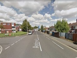 Group arrested after man 'attacked with machete' in street