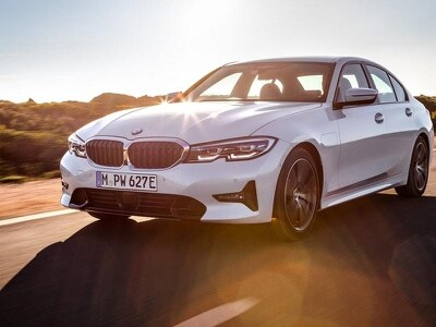 New BMW 330e plug-in hybrid joins 3 Series line-up